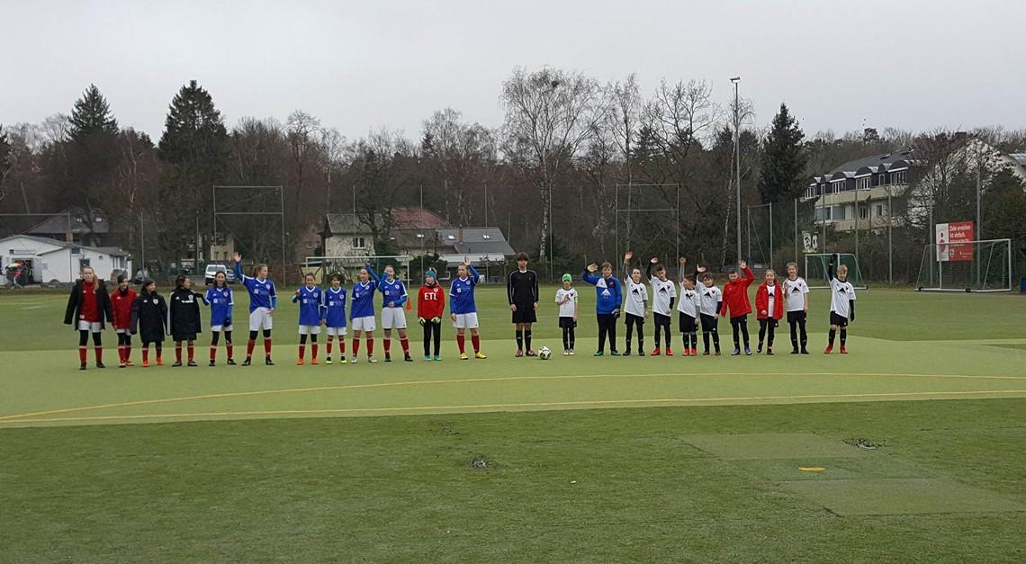 Erfolgreiches Heimspiel der C-Juniorinnen