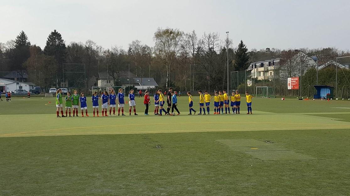 C-Juniorinnen gewinnen Heimspiel gegen Gnoien