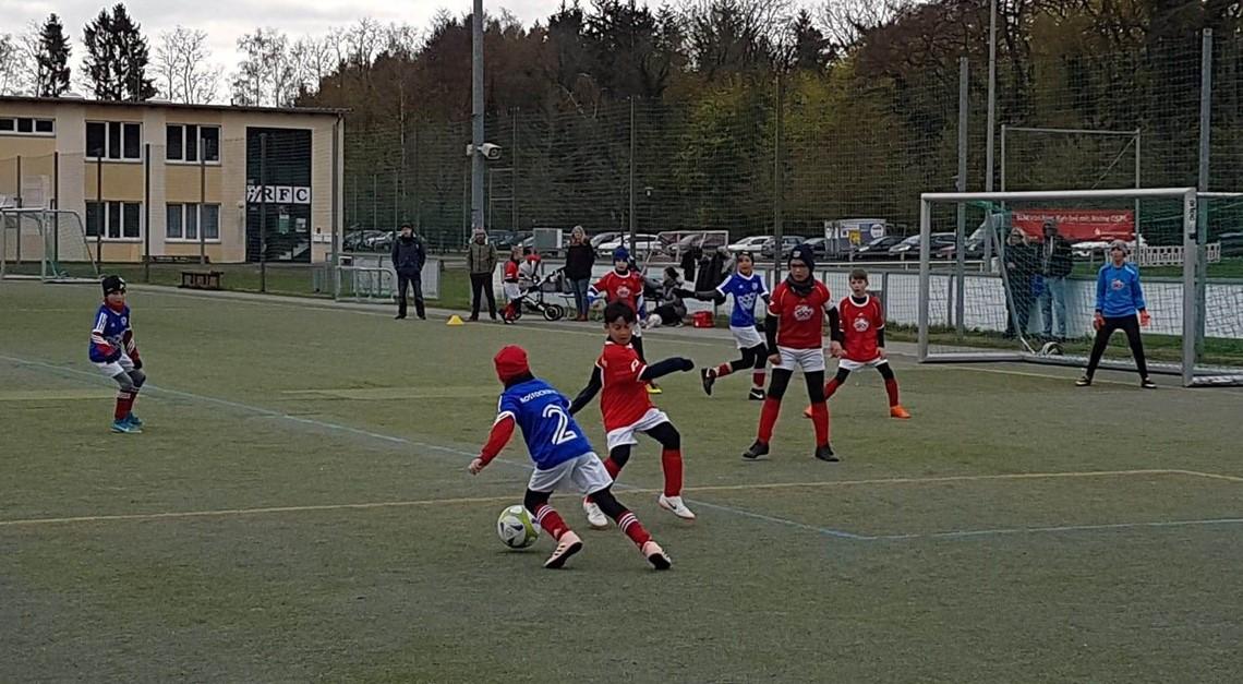Niederlage gegen FSV Nordost Rostock