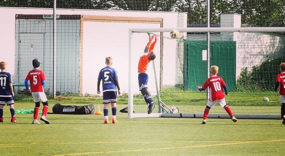 Sieg im Derby gegen SV Hafen Rostock