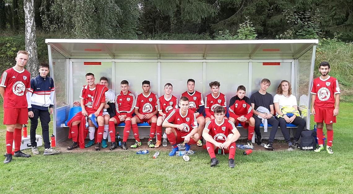 A-Jugend im Pokal eine Runde weiter