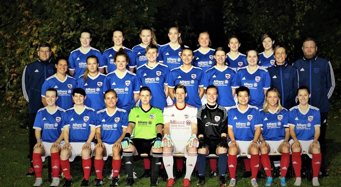 6:1 Heimerfolg für die RFC-Frauen