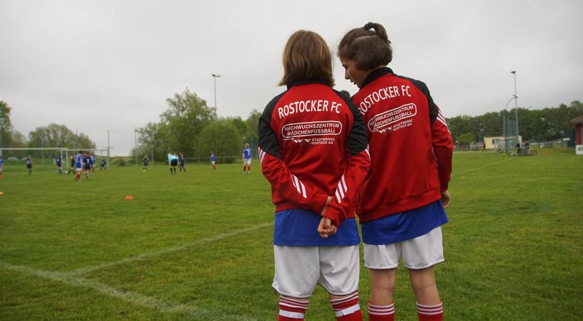 Spielfreudige Teams zeigen tolles Fußballspiel
