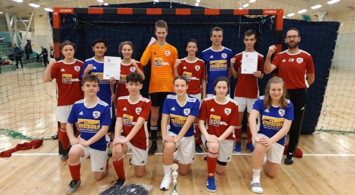 RFC Futsal Cup der C1-Junioren