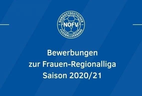 Meldung NOFV Frauen-Regionalliga