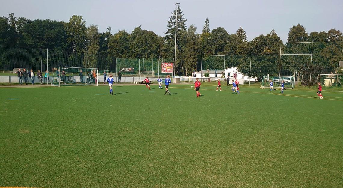 Erfolgreich im Heimspiel gegen den Doberaner FC