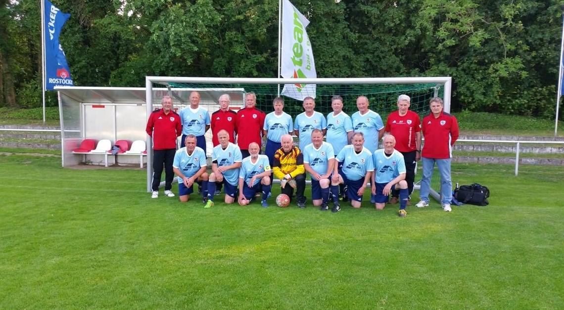 Ü-60 Sieg gegen PSV