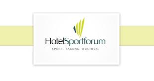 Sponsor - Hotel Sportforum