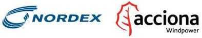 Sponsor - Nordex Acciona