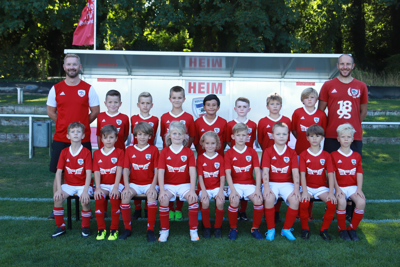 Mannschaftsfoto Rostocker FC