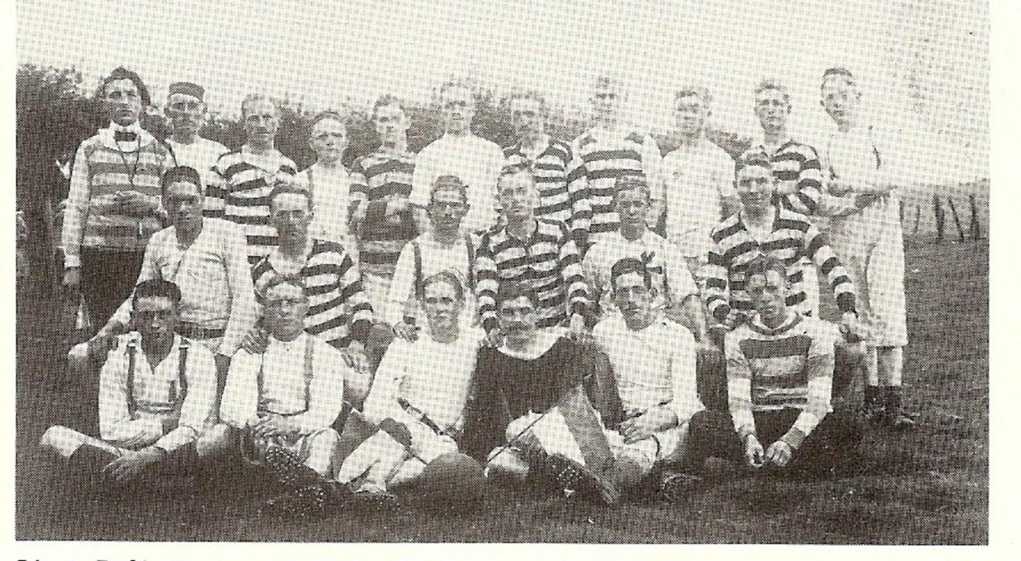 Geschichte FC Hövel