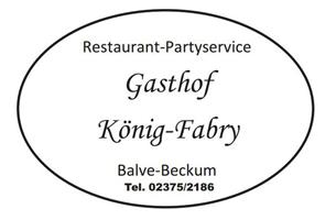 Sponsor - König-Fabry