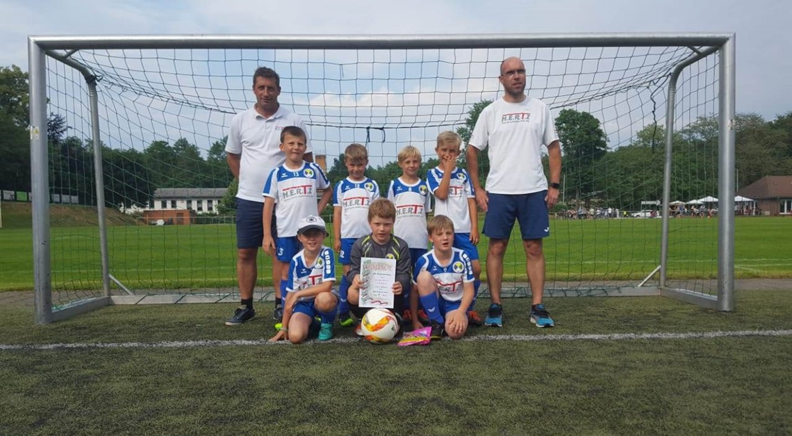 F-Junioren gewinnen sensationell Fair Play Turnier