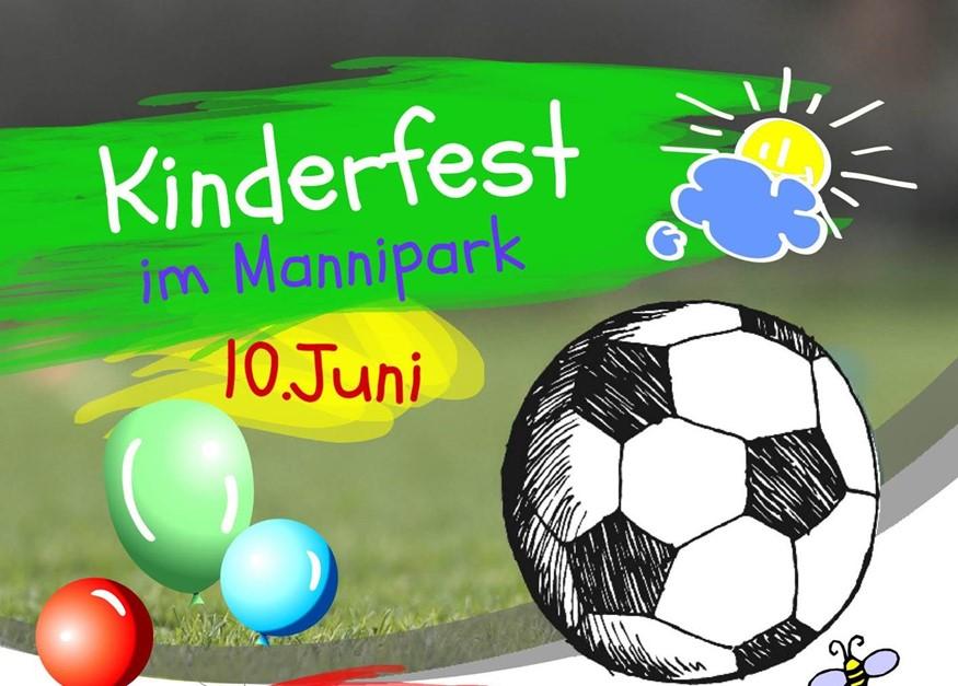 Kinderfest im Mannipark