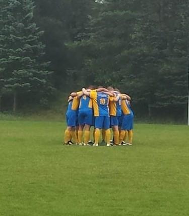 Männermannschaft mit Kantersieg gegen Beeskow II