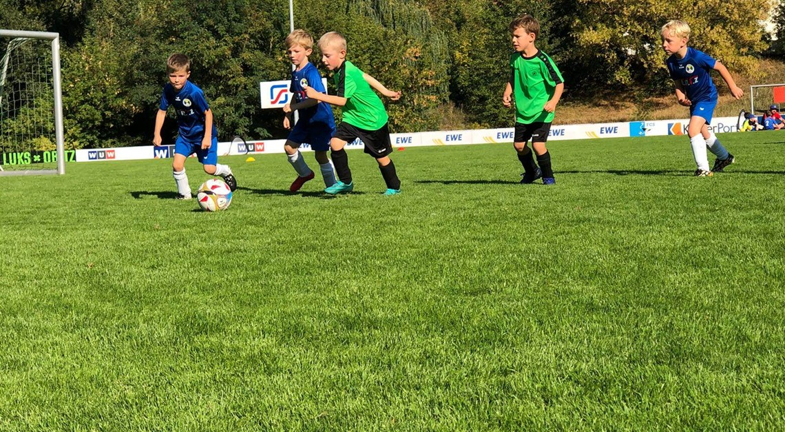 1. Fair-Play Turnier der Bambinis