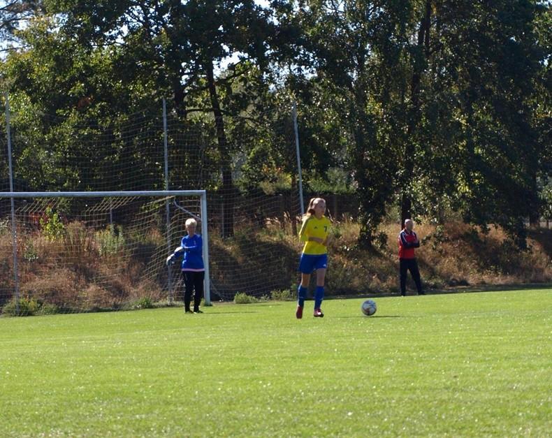 Damen verlieren 0:6 in Steinhöfel
