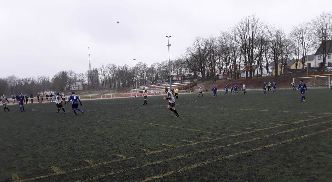Kagel played to win - 4:2 im Test gegen Blumberg