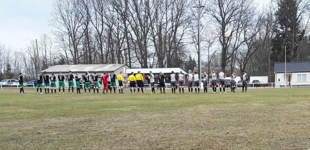Kagels Männermannschaft entführt Punkte aus Rietz