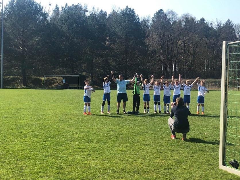 E-Junioren gewinnen auch gegen Hennickendorf