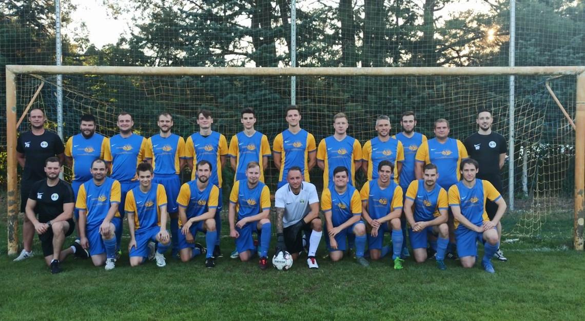 Männermannschaft verliert knapp in Zeschdorf