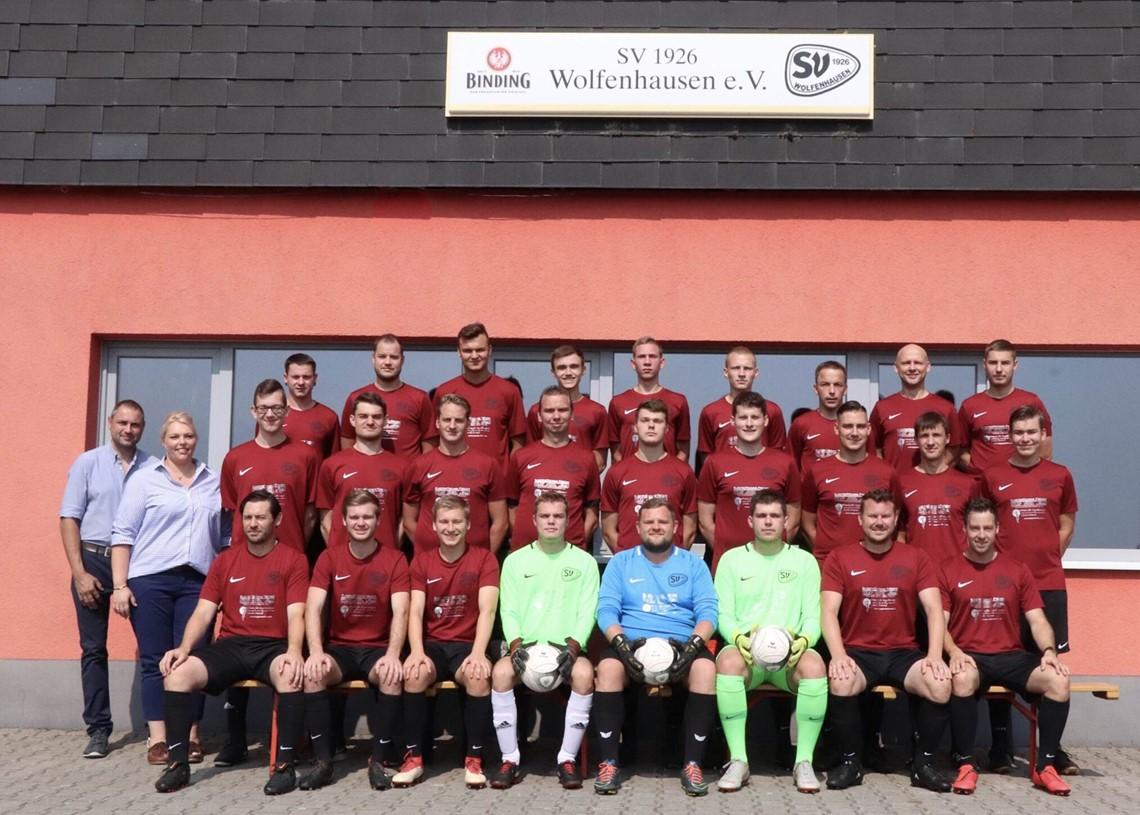 Mannschaftsfoto SVW