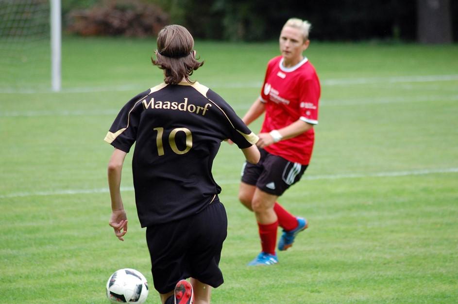 Letztes Hinrundenspiel am Sonntag bei der SG Harz