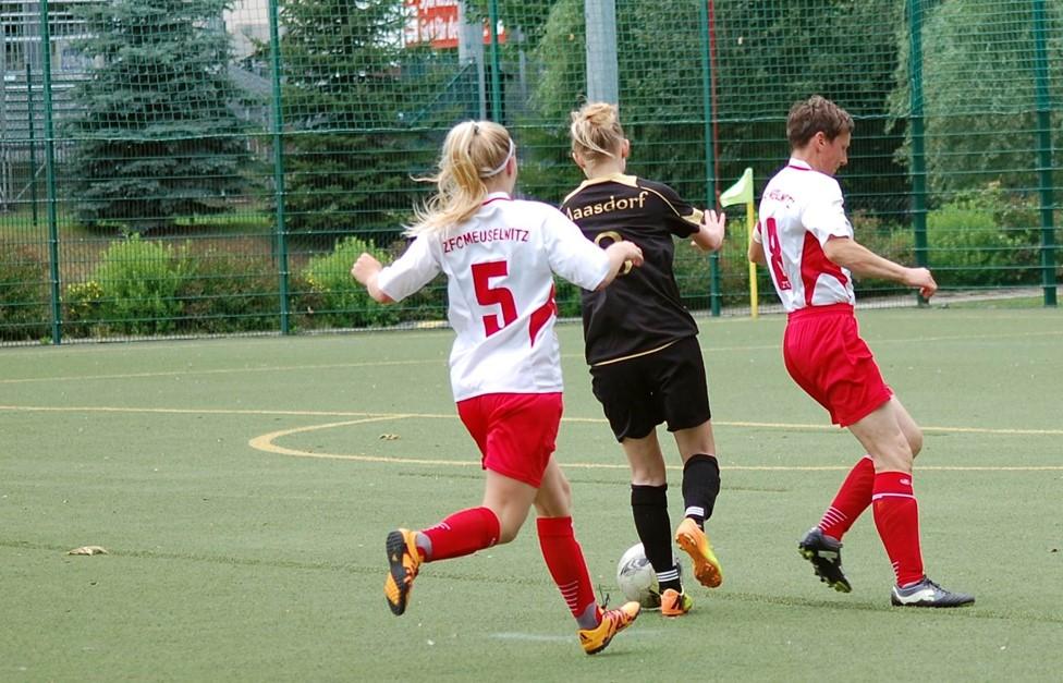 Germania verliert Testspiel in Meuselwitz mit 0:3