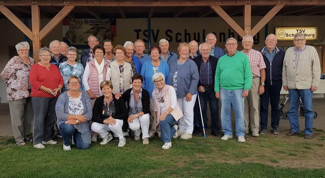 Schöne Tradition: Besuch aus Weerselo