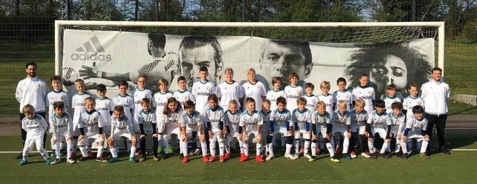 Tag 3: Real Madrid Camp auf der Hubertusburg