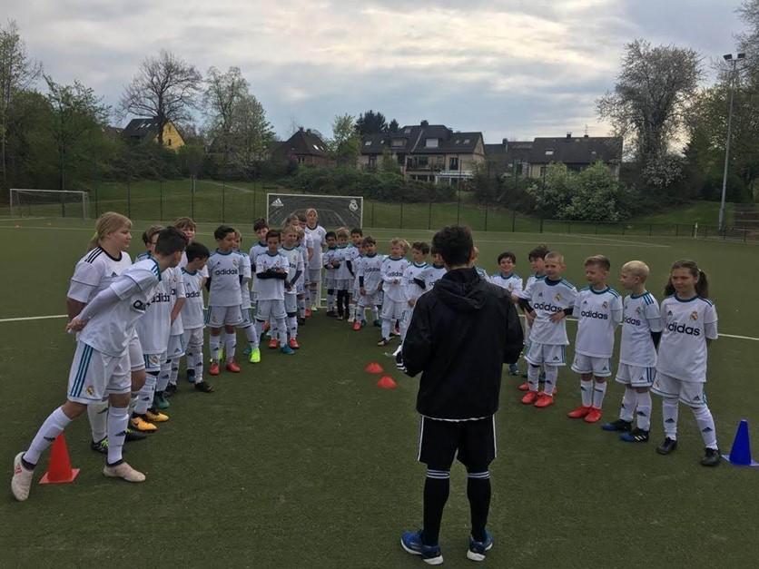 Finale: Real Madrid Camp auf der Hubertusburg