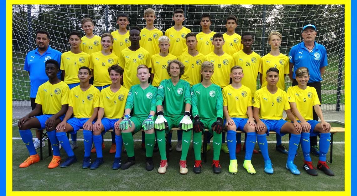 C1 gewinnt Hubertus Cup