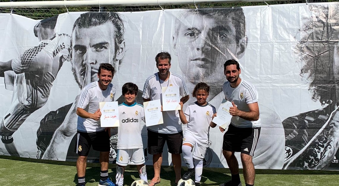 Real Madrid Camp Tag 4 Abschlusstag
