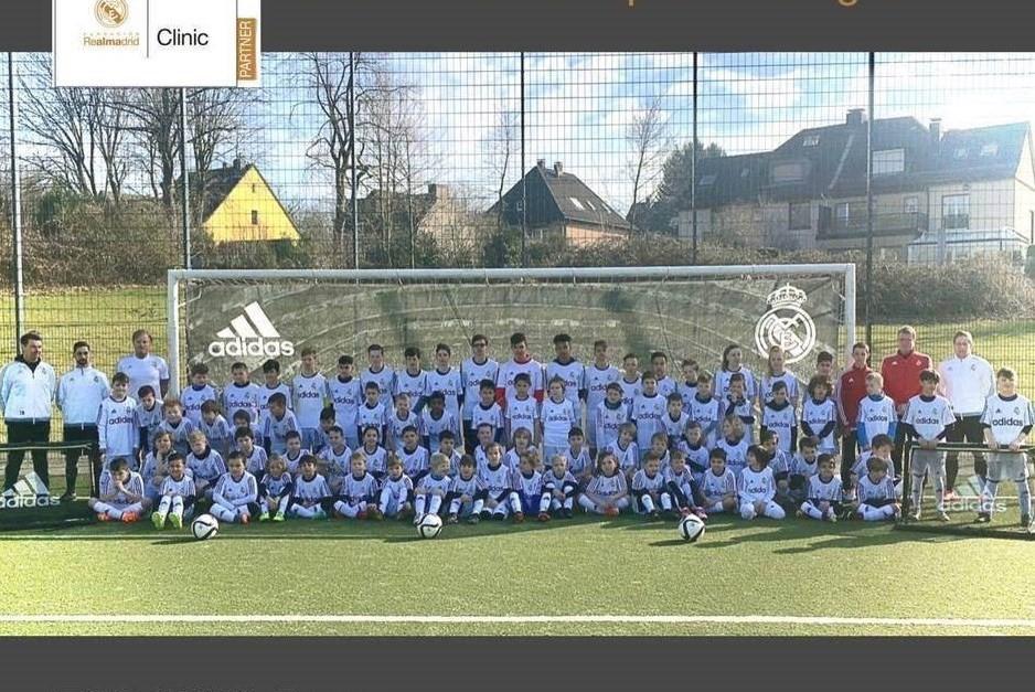 Real Madrid Fussballschule