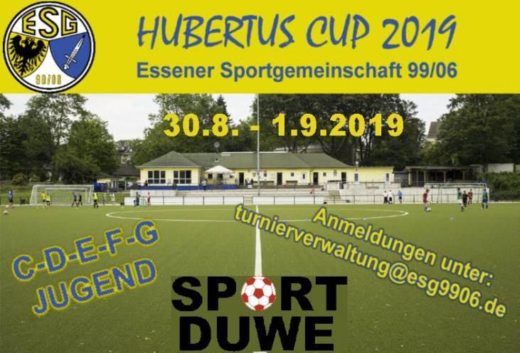 Hubertus-Cup 2019