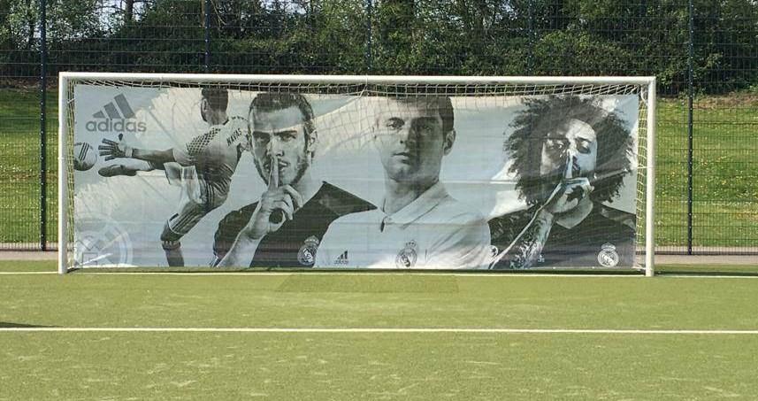 Tag 1: Real Madrid Camp