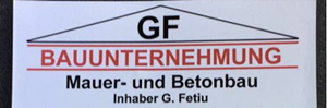 Sponsor - GF Bauunternehmen