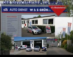 Sponsor - W & S Grün