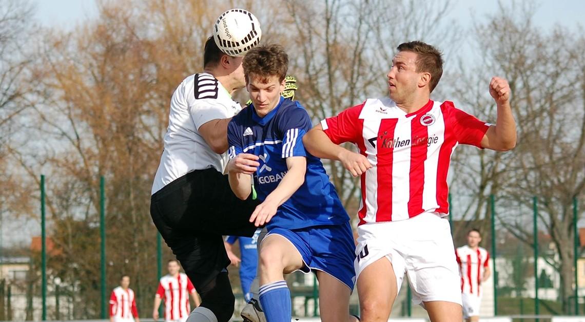 Germania empfängt in der Landesliga Stedten