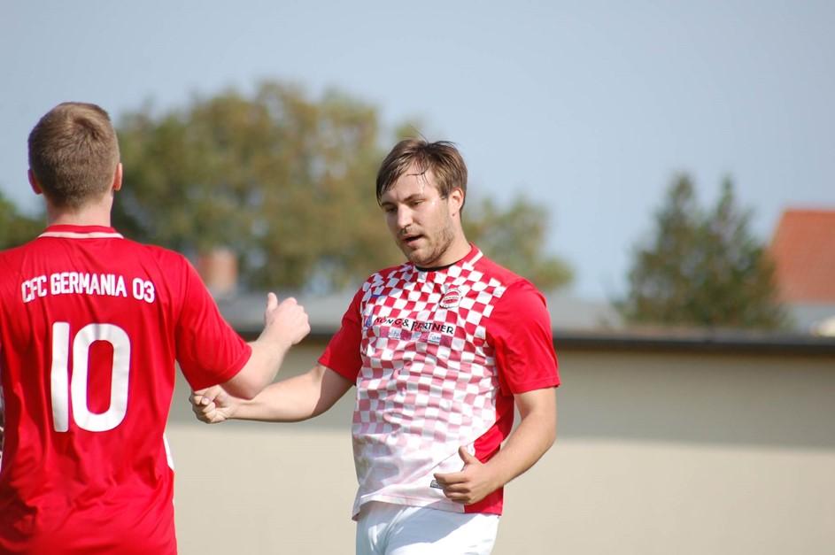 CFC-Reserve zieht ins Kreispokal-Viertelfinale ein