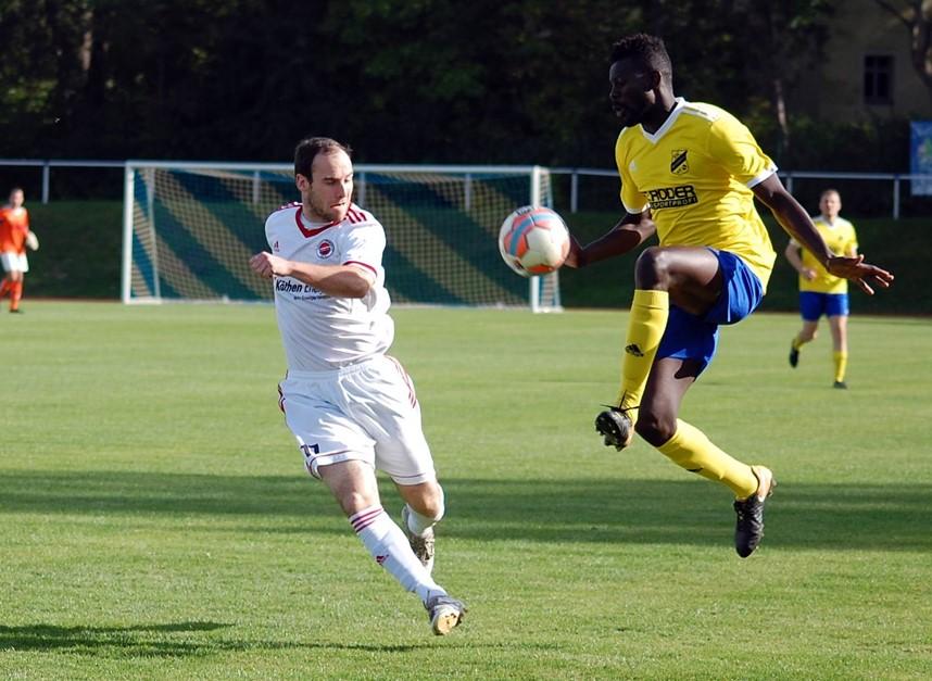 CFC verliert 0:2 beim Spitzenreiter Weißenfels