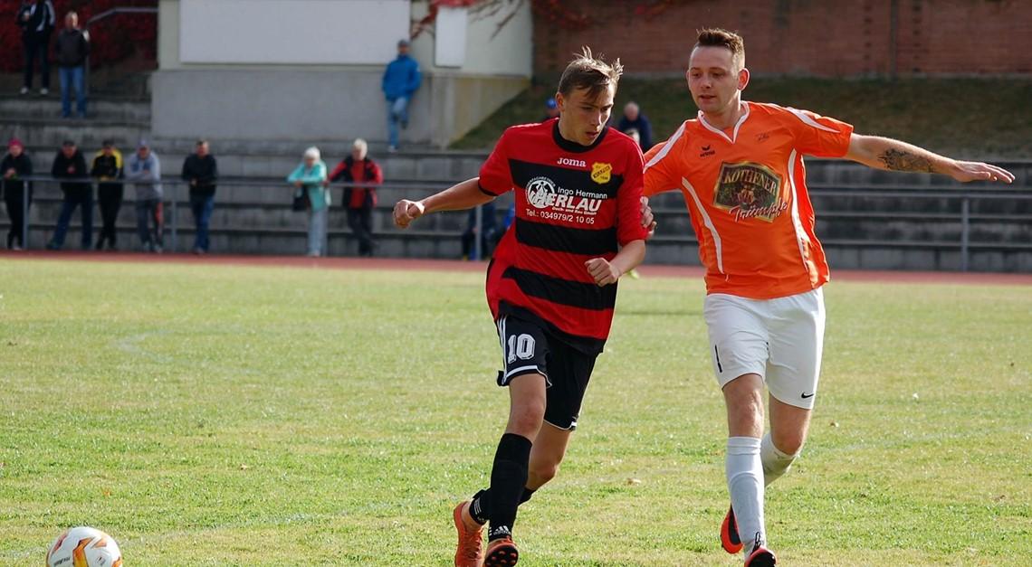 Reserve siegt weiter - 4:0 gegen den SV Wulfen
