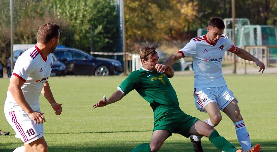Pokal: CFC gewinnt deutlich 5:1 in Heyrothsberge
