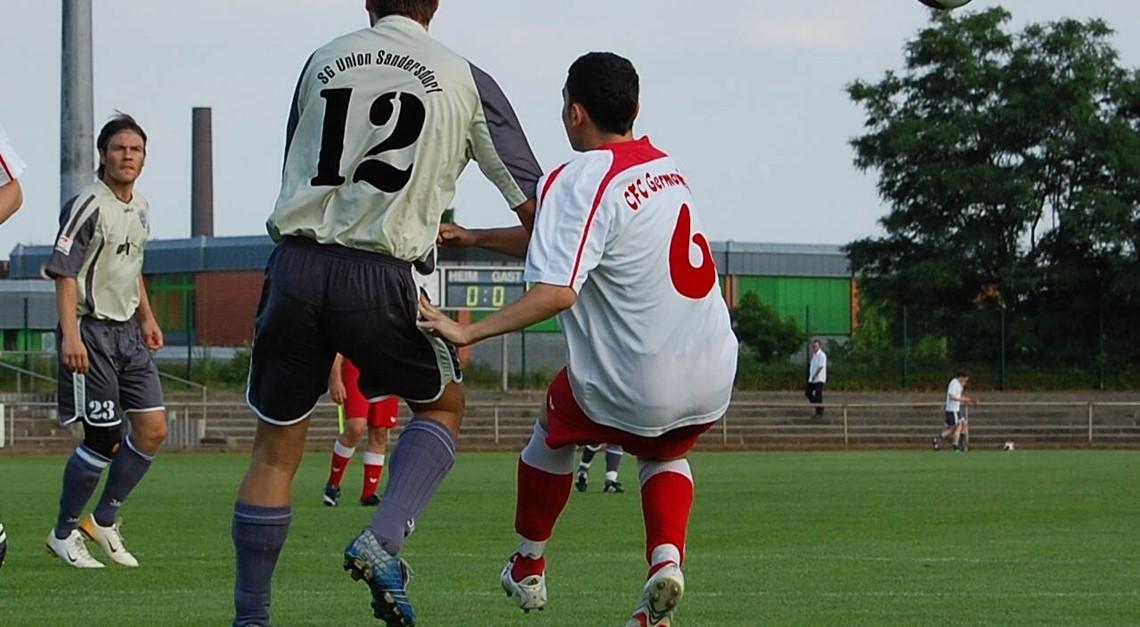 CFC empfängt im Landespokal Union Sandersdorf