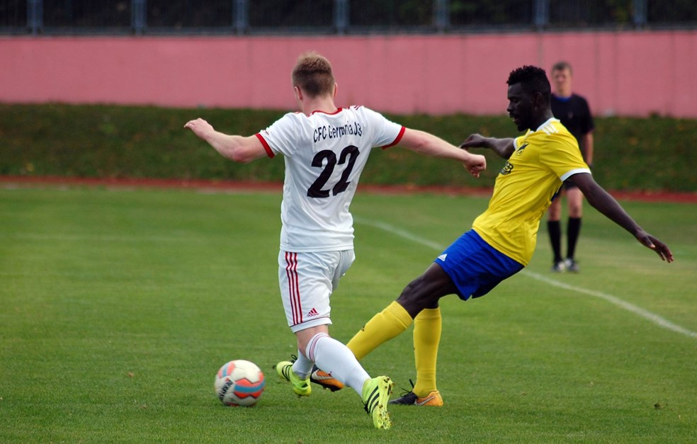 CFC empfängt den SV Merseburg 99