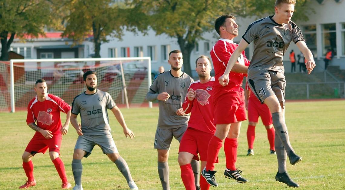 Wichtiger 4:1-Heimsieg gegen den SV Merseburg 99