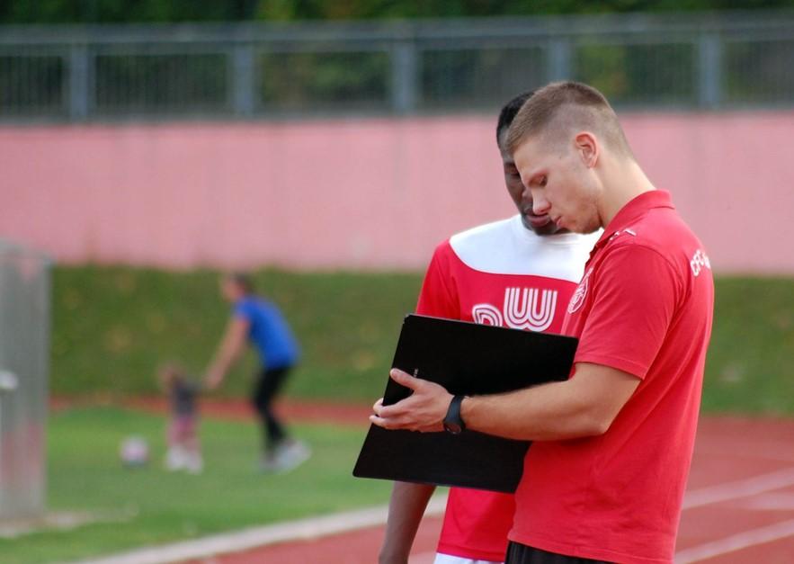 Gespräch mit Trainer Peer Rosemeier