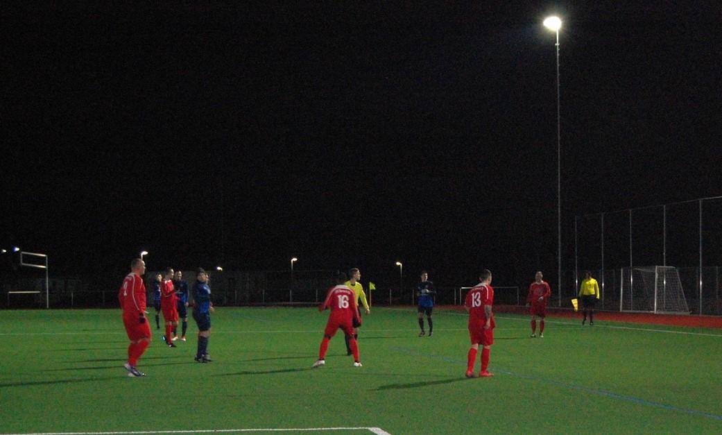 2:1-Testspielsieg beim Zörbiger FC