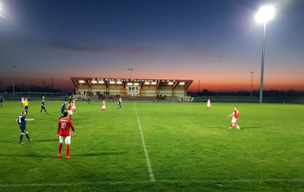 Reserve mit 1:4-Niederlage in Thalheim