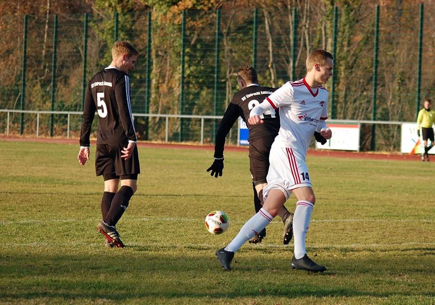 Unentschieden gegen Eintracht Lüttchendorf